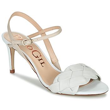Pantofi Femei Sandale  Paco Gil IBIZA MINA Alb