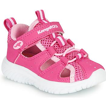 Pantofi Fete Sandale  Kangaroos KI-ROCK LITE EV Roz