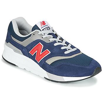 Pantofi Pantofi sport Casual New Balance 997 Albastru / Roșu