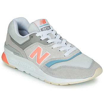 Pantofi Femei Pantofi sport Casual New Balance 997 Gri / Albastru / Roz