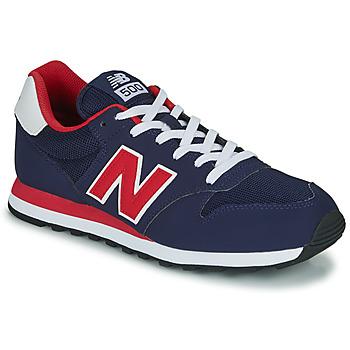 Pantofi Bărbați Pantofi sport Casual New Balance 500 Albastru / Roșu