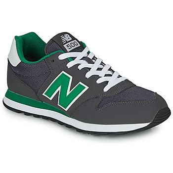 Pantofi Bărbați Pantofi sport Casual New Balance 500 Gri / Verde