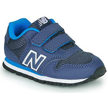 Pantofi Băieți Pantofi sport Casual New Balance 500 Albastru