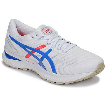 Pantofi Bărbați Trail și running Asics GEL-NIMBUS 22 - RETRO TOKYO Alb