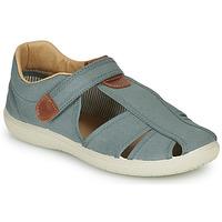 Pantofi Băieți Sandale  Citrouille et Compagnie GUNCAL Gri