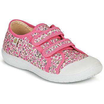 Pantofi Fete Pantofi sport Casual Citrouille et Compagnie GLASSIA Roz / Multicolor