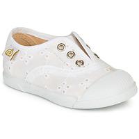Pantofi Copii Pantofi sport Casual Citrouille et Compagnie RIVIALELLE Alb