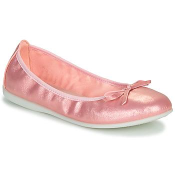 Pantofi Fete Balerin și Balerini cu curea Citrouille et Compagnie INOBALI Roz