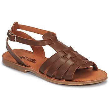 Pantofi Fete Sandale  Citrouille et Compagnie MINIBOU Maro