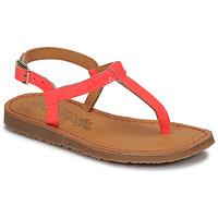 Pantofi Fete  Flip-Flops Citrouille et Compagnie MIZZA Roz / Fluo