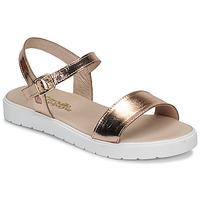 Pantofi Fete Sandale  Citrouille et Compagnie GAPOTI Bronz