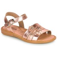 Pantofi Fete Sandale  Citrouille et Compagnie KATAGUE Bronz
