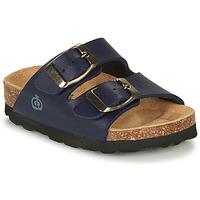 Pantofi Băieți Papuci de vară Citrouille et Compagnie MISTIL Albastru