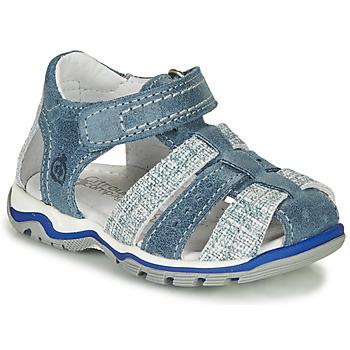 Pantofi Băieți Sandale  Citrouille et Compagnie MARIOL Gri