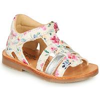 Pantofi Fete Sandale  Citrouille et Compagnie MIDINA Multicolor
