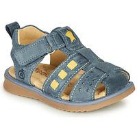 Pantofi Băieți Sandale  Citrouille et Compagnie MARINO Bleumarin