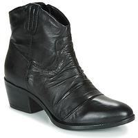 Pantofi Femei Ghete Mjus DALLAS-DALLY Negru
