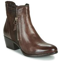 Pantofi Femei Ghete Mjus DALLAS-DALLY Roșu-bordeaux