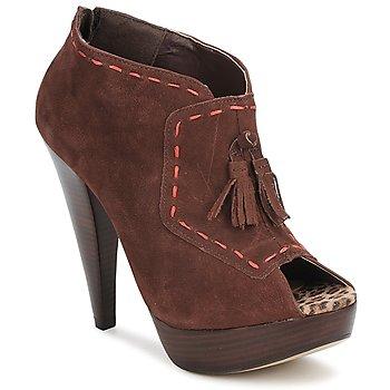 Pantofi Femei Botine Via Uno KAMILA Maro