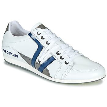 Pantofi Bărbați Pantofi sport Casual Redskins WARREN Alb / Albastru / Gri