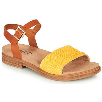 Pantofi Femei Sandale  IgI&CO  Coniac / Galben