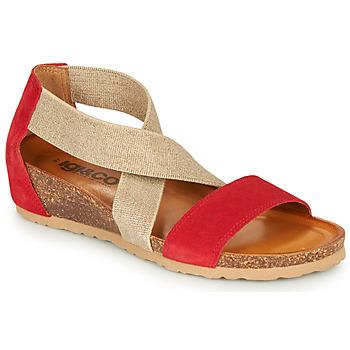 Pantofi Femei Sandale  IgI&CO 5198177 Roșu