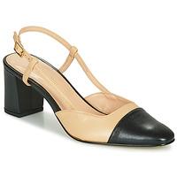 Pantofi Femei Pantofi cu toc Jonak DHAPOP Bej / Negru