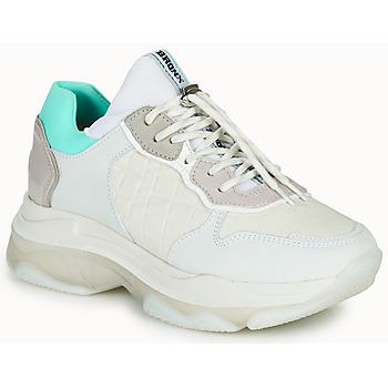 Pantofi Femei Pantofi sport Casual Bronx BAISLEY Alb