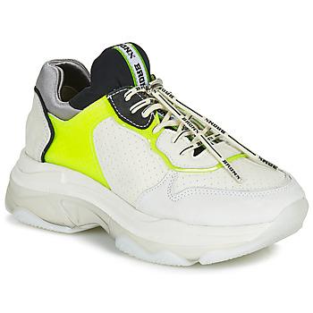 Pantofi Femei Pantofi sport Casual Bronx BAISLEY Alb / Galben