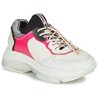 Pantofi Femei Pantofi sport Casual Bronx BAISLEY Alb / Roz