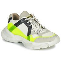 Pantofi Femei Pantofi sport Casual Bronx SEVENTY STREET Alb / Galben