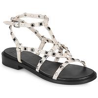 Pantofi Femei Sandale  Bronx THRILL Alb