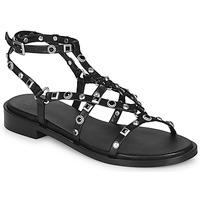 Pantofi Femei Sandale  Bronx THRILL Negru