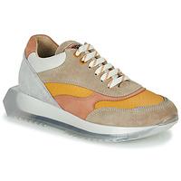 Pantofi Femei Pantofi sport Casual Bronx LINKK-UP Taupe / Roz / Gri