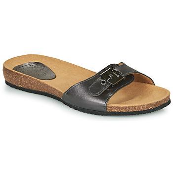 Pantofi Femei Papuci de vară Scholl BAHAMAIS Negru