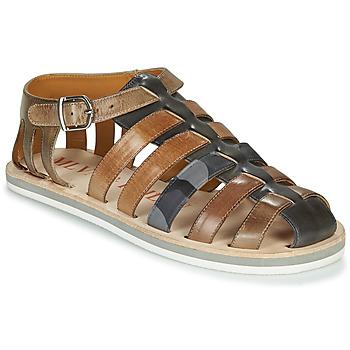 Pantofi Bărbați Sandale  Melvin & Hamilton SAM-3 Gri