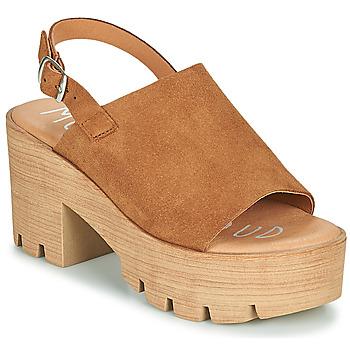 Pantofi Femei Sandale  Musse & Cloud TAIKI Coniac