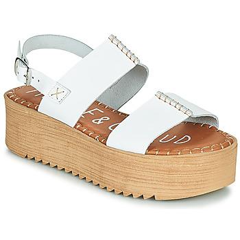 Pantofi Femei Sandale  Musse & Cloud KILA Alb
