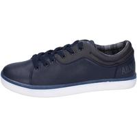 Pantofi Bărbați Pantofi sport Casual Armata Di Mare sneakers pelle sintetica Blu
