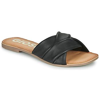 Pantofi Femei Papuci de vară Gioseppo JUNIUS Negru