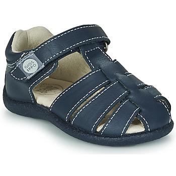 Pantofi Băieți Sandale  Gioseppo LUINO Bleumarin