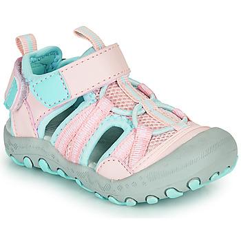 Pantofi Fete Sandale sport Gioseppo TONALA Roz