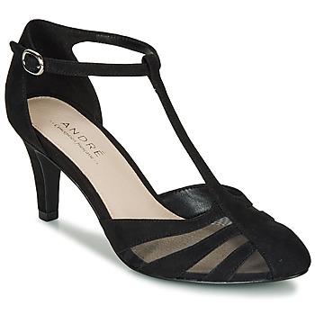 Pantofi Femei Pantofi cu toc André FALBALINE Negru