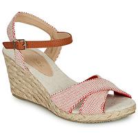 Pantofi Femei Sandale  André PAULETTA Roșu