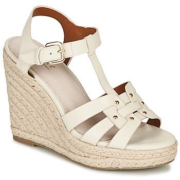 Pantofi Femei Sandale  André PERLINE Alb