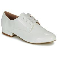 Pantofi Femei Pantofi Derby André ERNESTINE Alb