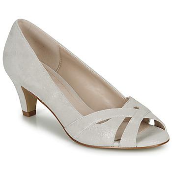 Pantofi Femei Pantofi cu toc André JELENA Argintiu