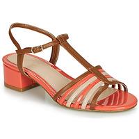 Pantofi Femei Sandale  André PARISETTE  multi-culori