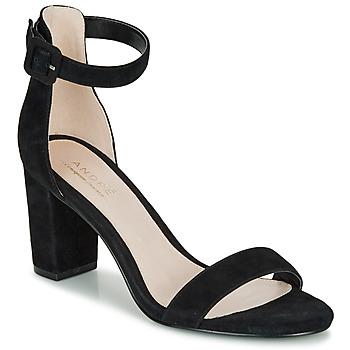 Pantofi Femei Sandale  André BERTILLE Negru