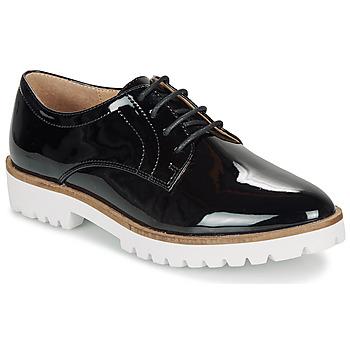 Pantofi Femei Pantofi Derby André EDDYTH Negru / Lac
